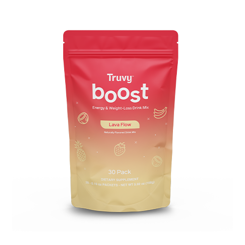 Truvy Boost Drink Lava Flow